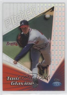 1999 Topps Tek - [Base] - Pattern 12 #30B - Tom Glavine