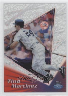 1999 Topps Tek - [Base] - Pattern 13 #33A - Tino Martinez