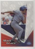 Mark Grace Chicago Cubs Baseball Cards