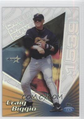 1999 Topps Tek - [Base] - Pattern 27 #11A - Craig Biggio