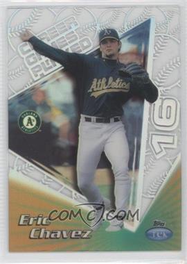 1999 Topps Tek - [Base] - Pattern 27 #29A - Eric Chavez