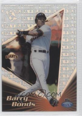 1999 Topps Tek - [Base] - Pattern 29 #19A - Barry Bonds