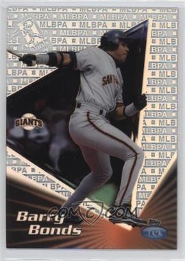 1999 Topps Tek - [Base] - Pattern 29 #19B - Barry Bonds