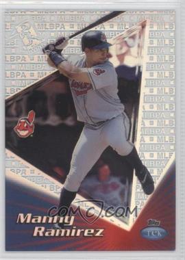 1999 Topps Tek - [Base] - Pattern 29 #32B - Manny Ramirez