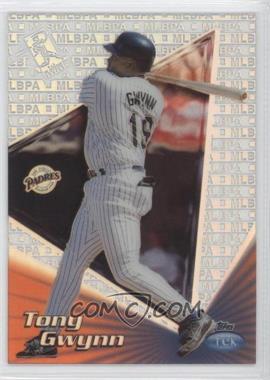 1999 Topps Tek - [Base] - Pattern 29 #37A - Tony Gwynn