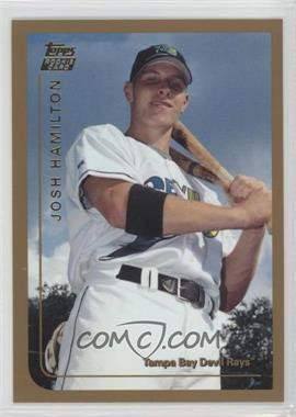 1999 Topps Traded - [Base] #T66 - Josh Hamilton