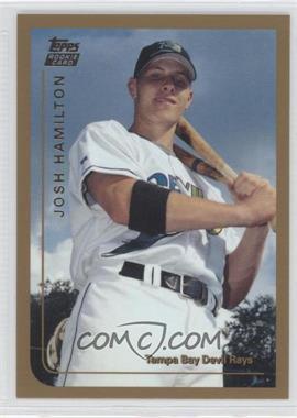 1999 Topps Traded - [Base] #T66 - Josh Hamilton