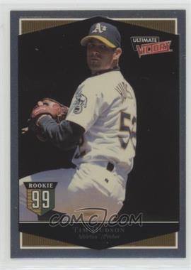 1999 Ultimate Victory - [Base] #137 - Tim Hudson