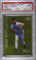 Randy Johnson /1500 [PSA 9]