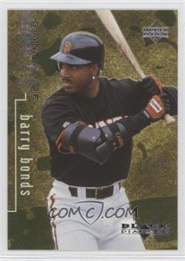 1999 Upper Deck Black Diamond - [Base] - Triple Diamond #73 - Barry Bonds /1500