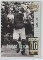 Johnny Bench /100