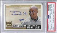 Barry Bonds [PSA 10 GEM MT] #/100