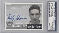 Bobby Thomson [PSA/DNA Certified Auto]