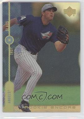 1999 Upper Deck Encore - Rookie Encore - FX Gold #R6 - Troy Glaus /500