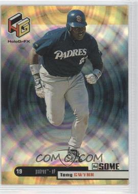 1999 Upper Deck HoloGrFX - [Base] - AuSOME #50 - Tony Gwynn