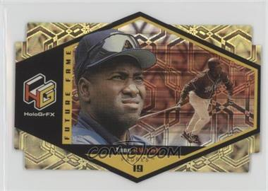 1999 Upper Deck HoloGrFX - Future Fame - Gold #F1 - Tony Gwynn