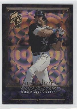 1999 Upper Deck HoloGrFX - Launchers - Gold #L7 - Mike Piazza