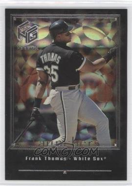 1999 Upper Deck HoloGrFX - Launchers #L14 - Frank Thomas