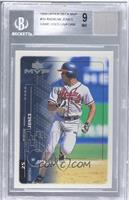 Andruw Jones [BGS 9 MINT]