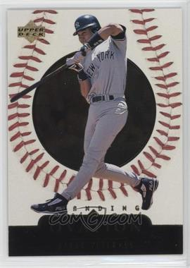 1999 Upper Deck Ovation - [Base] - Standing Ovation #13 - Derek Jeter /500