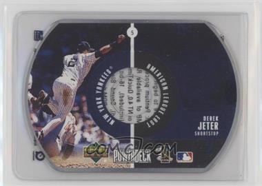 1999 Upper Deck Powerdeck - [Base] #5 - Derek Jeter