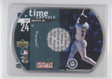1999 Upper Deck Powerdeck - Time Capsule - CD-ROM #R1 - Ken Griffey Jr.