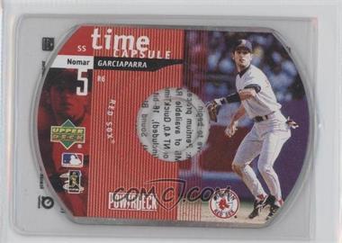 1999 Upper Deck Powerdeck - Time Capsule - CD-ROM #R6 - Nomar Garciaparra