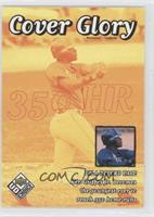 Cover Glory - Ken Griffey Jr.