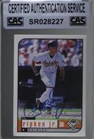 Cal Ripken Jr. [CAS Certified Sealed]