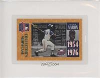 Collector's Showcase - Hank Aaron (Upper Deck) [EXtoNM]