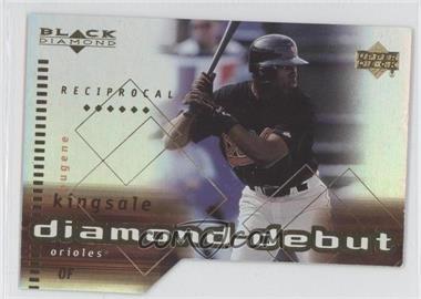 2000 Black Diamond - [Base] - Reciprocal Cut #103 - Eugene Kingsale