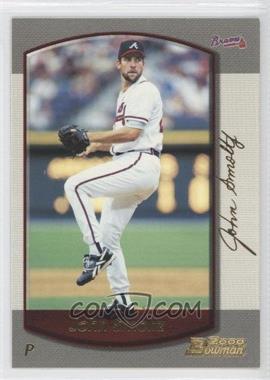2000 Bowman - [Base] - Gold #31 - John Smoltz /99