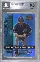 Francisco Rodriguez [BGS8.5NM‑MT+] #/2,999