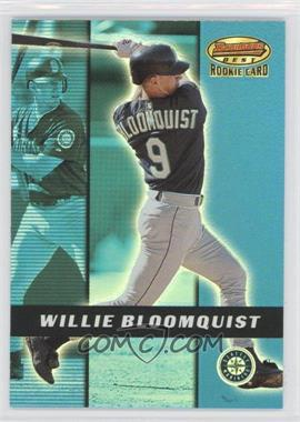 2000 Bowman's Best - [Base] #199 - Willie Bloomquist /2999