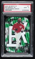 Ken Griffey Jr. [PSA 9 MINT] #/999