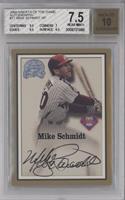 Mike Schmidt [BGS7.5]