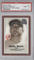 Mickey Mantle [PSA 9 MINT]