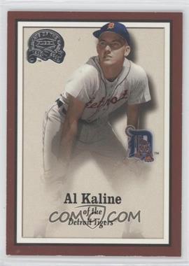 2000 Fleer Greats of the Game - [Base] #59 - Al Kaline