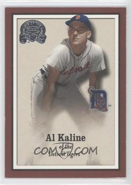 2000 Fleer Greats of the Game - [Base] #59 - Al Kaline