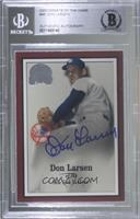 Don Larsen [BGSAuthentic]