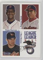 Pedro Martinez, Bartolo Colon, Mike Mussina
