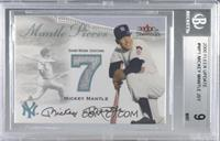 Mickey Mantle [BGS9MINT]