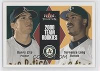 Barry Zito, Terrence Long