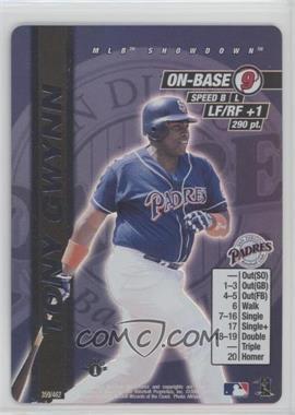 2000 MLB Showdown - [Base] - 1st Edition #359 - Tony Gwynn