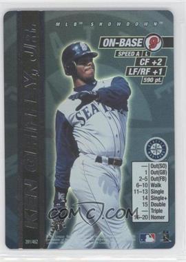 2000 MLB Showdown - [Base] - 1st Edition #391 - Ken Griffey Jr.