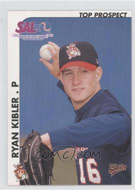 2000 Multi-Ad Sports South Atlantic League Top Prospects - [Base] #19 - Ryan Kibler