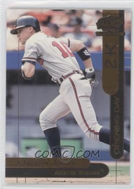2000 Opening Day 2K - [Base] #OD26 - Chipper Jones