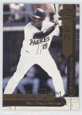 2000 Opening Day 2K - [Base] #OD31 - Tony Gwynn