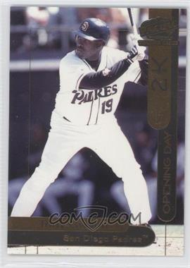 2000 Opening Day 2K - [Base] #OD31 - Tony Gwynn
