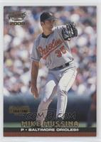 Mike Mussina [EXtoNM] #/199